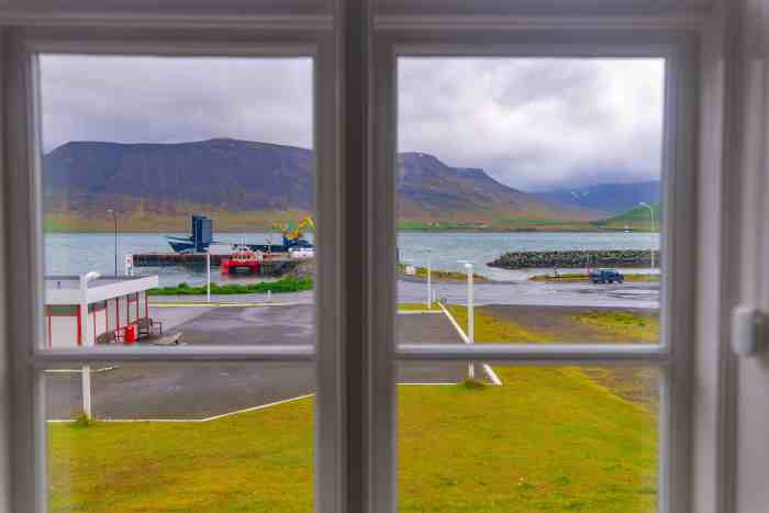 Best Airbnb For Seeing The Westfjords And Waterfalls: Renewed Charming House