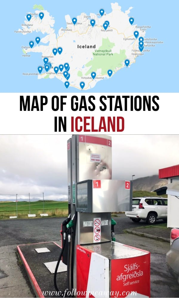 Find A Gas Station >> 5 Things To Know About Gas Stations In Iceland Follow Me Away