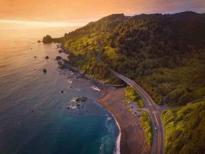 California Road Trip Using Best Road Trip Planner Apps | Pacific Coast Highway
