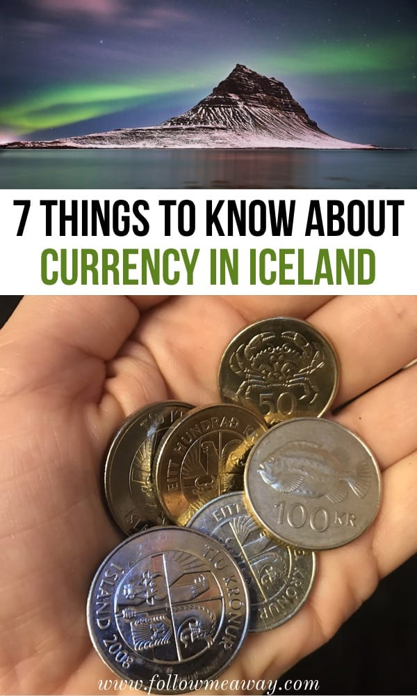 What To Know About Currency In Iceland   What money do they use in Iceland   How to budget for Iceland   how much money to spend in Iceland   iceland on a budget   iceland travel tips   budget travel to Iceland
