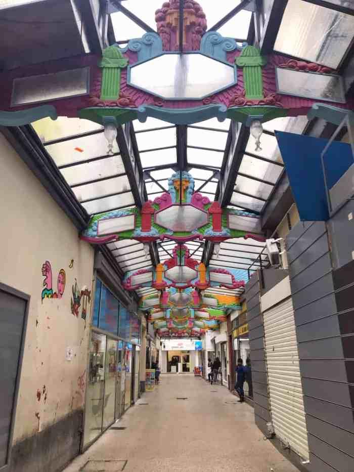 Passage du Prado is an abandoned Paris covered passage
