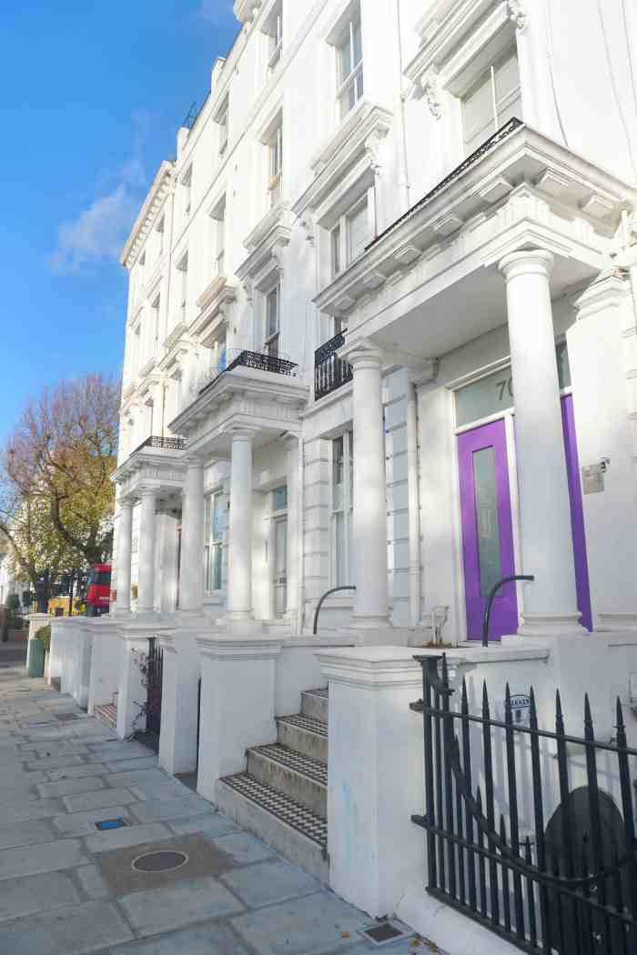 Cute homes in London | best streets in London