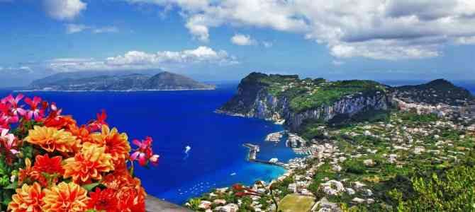 17 Of The Prettiest Italian Islands You Must Visit + Location Map