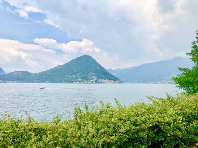 Lago d'Iseo is home to some beautiful Italian islands you have never heard of