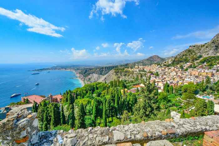 Sicily is the largest Italian Island that you must visit!