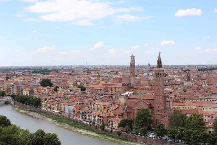 Spend your Italy honeymoon exploring Verona