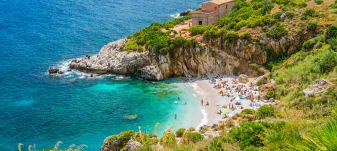 12 Beautiful Beaches In Sicily + Map To Find Them