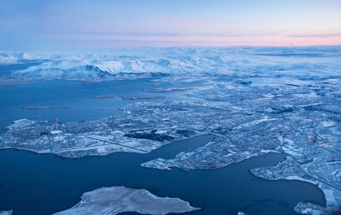 airfare is cheapest in the off season which is why it is the best time to go to iceland