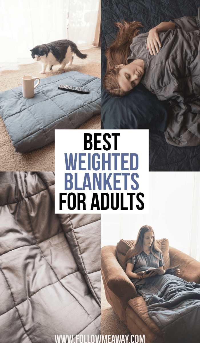 Best Weighted Blankets For Adults | Shopping for a weighted blanket | organization tips for home | bedroom blankets | best blankets for sleep