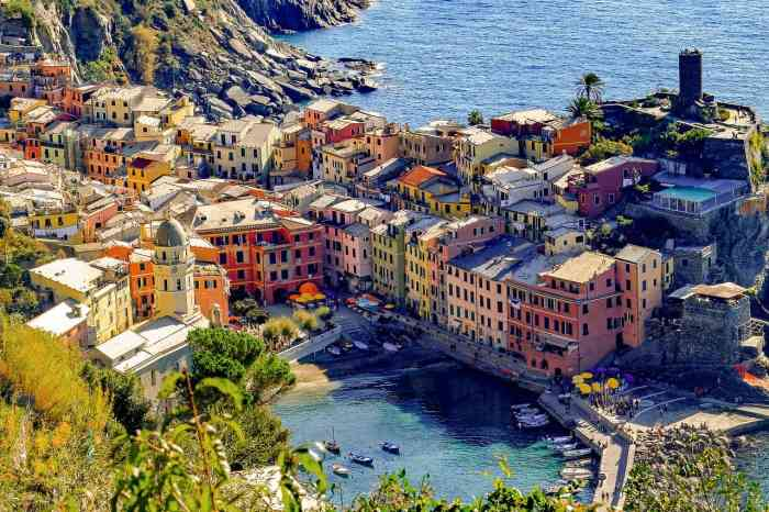 How to plan a trip to Cinque Terre Italy and Vernazza