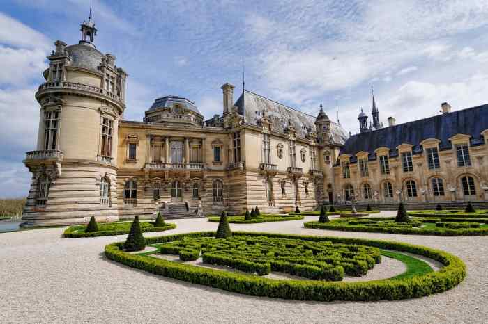 Chantilly Is Extremely Close To Paris, You Will Want To Go Immediately