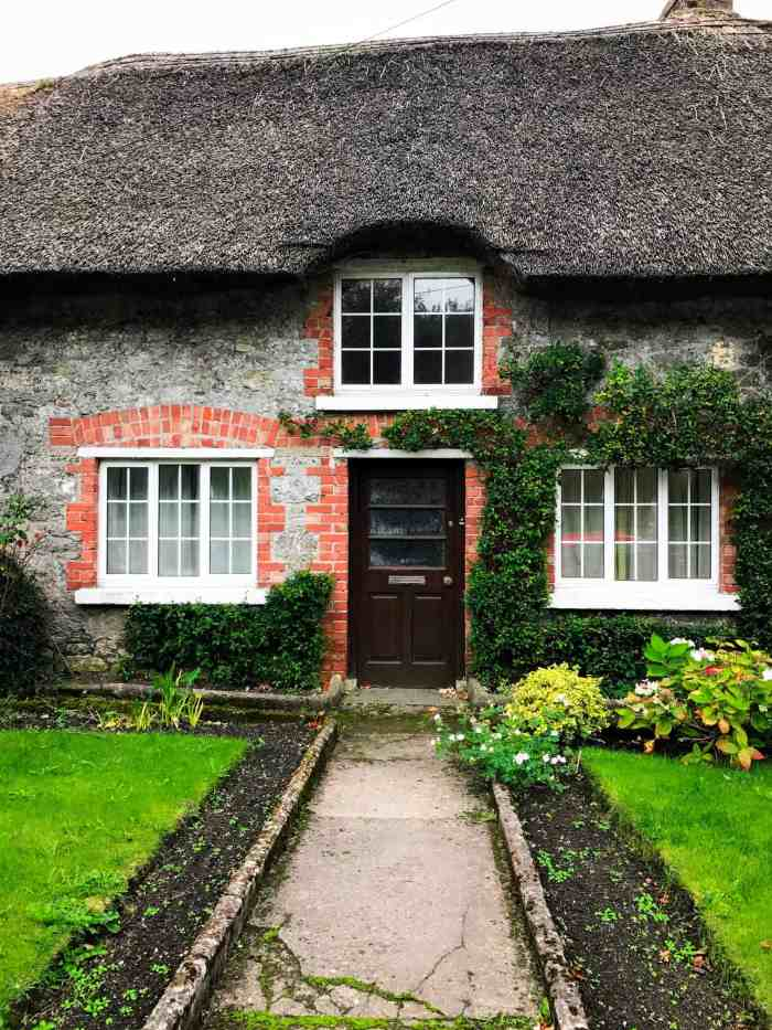 Adare Is One Of The Best Places For Photos From Small Villages In Ireland