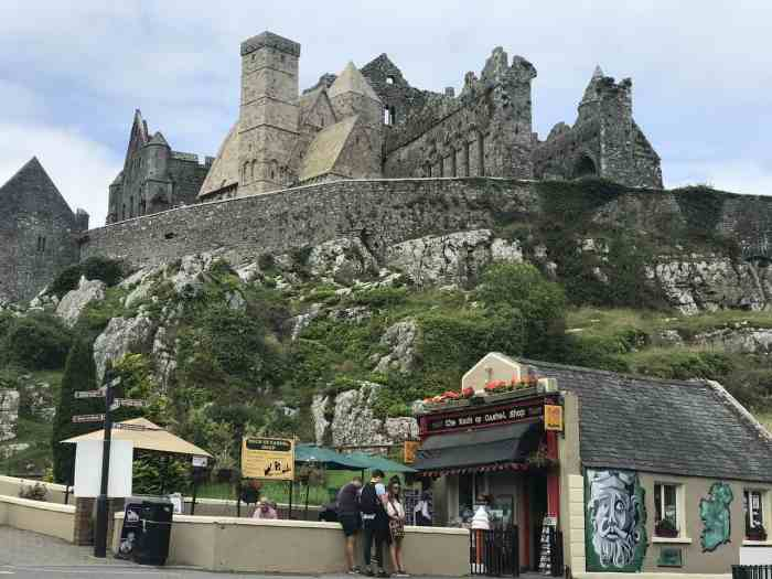 Cashel Presents A Massive Medieval Complex That Will Blow Your Mind in Ireland