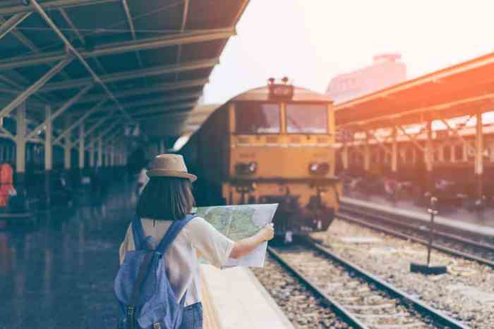 train travel in thailand is a great and eco-friendly way to get around
