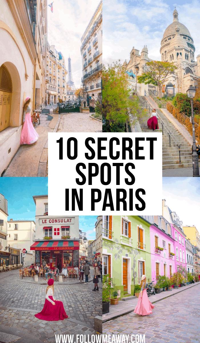 10 secret spots in paris