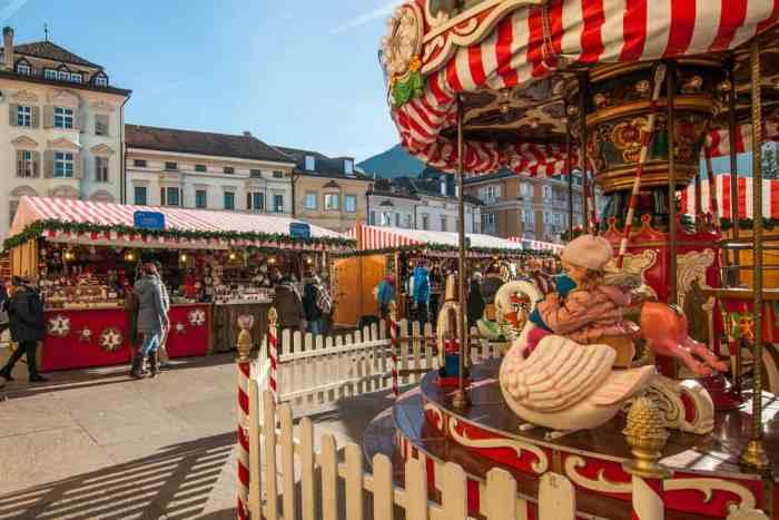 10 mercados navideños en Italia para ver en 2019 1
