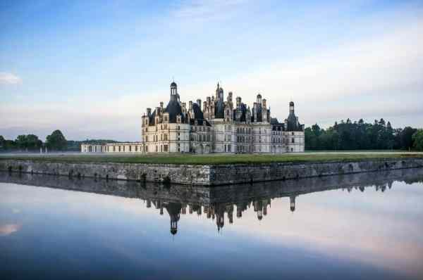 Château de Chambord is one of the most beautiful castles in France!