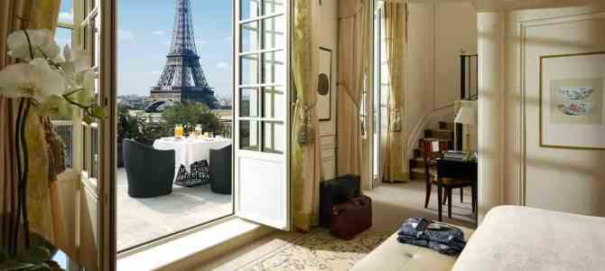 10 Dreamy Paris Hotels With A View Of The Eiffel Tower