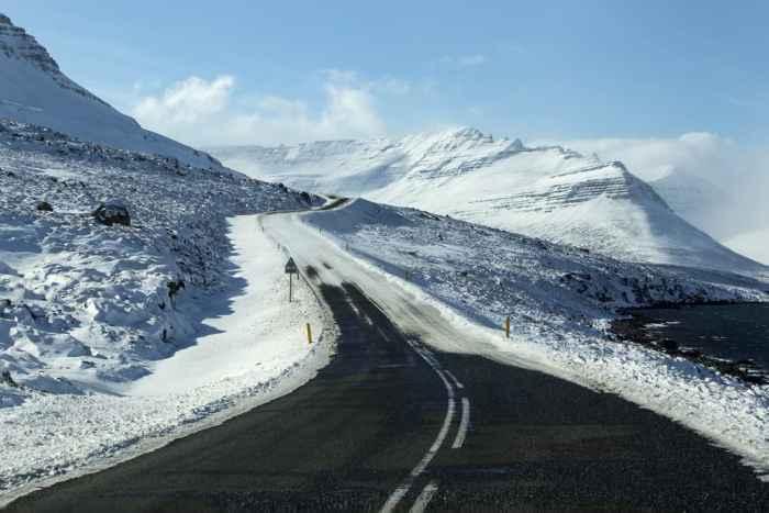 beware of road closures in November