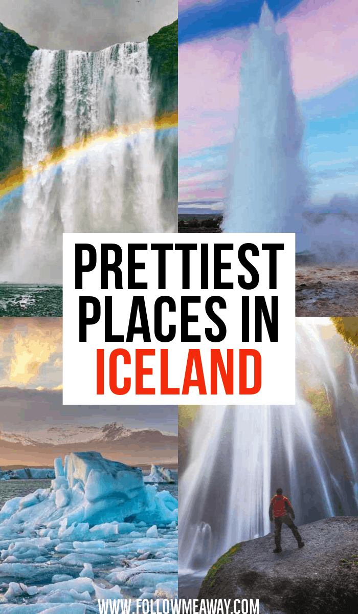 Prettiest Places In Iceland