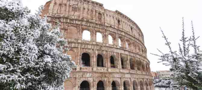 The Ultimate Guide To Visiting Rome In Winter