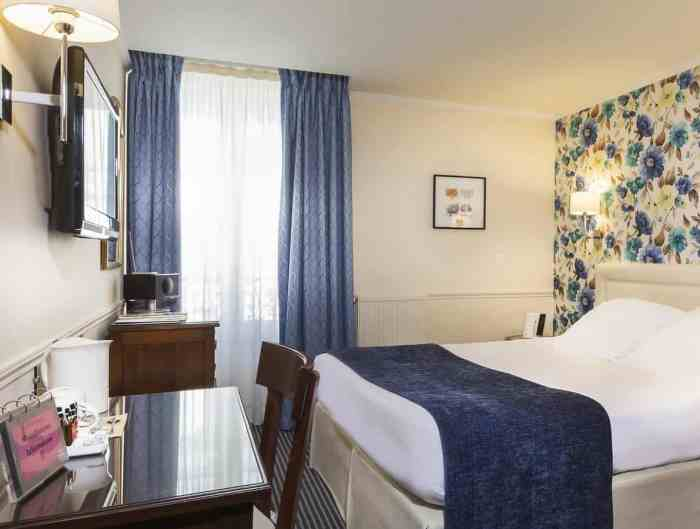 Hotel Relais Bosquet is one of the best hotels in Paris
