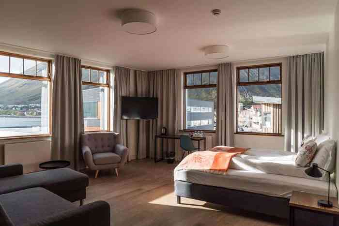 Hotel Horn is where to stay in Iceland in the Westfjords