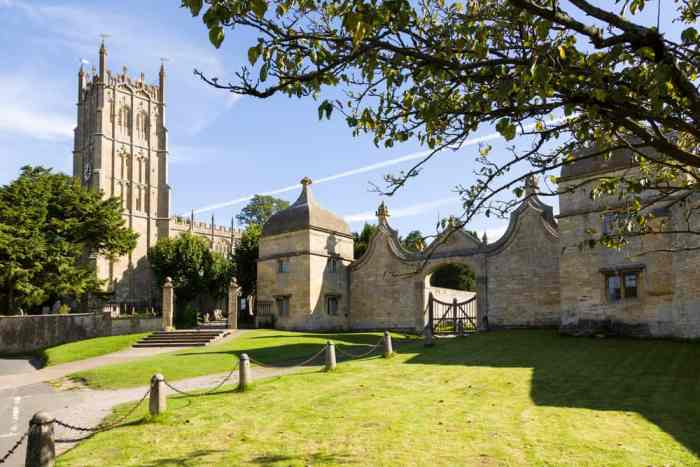 Chipping Campden is a small market town known for its elegance!