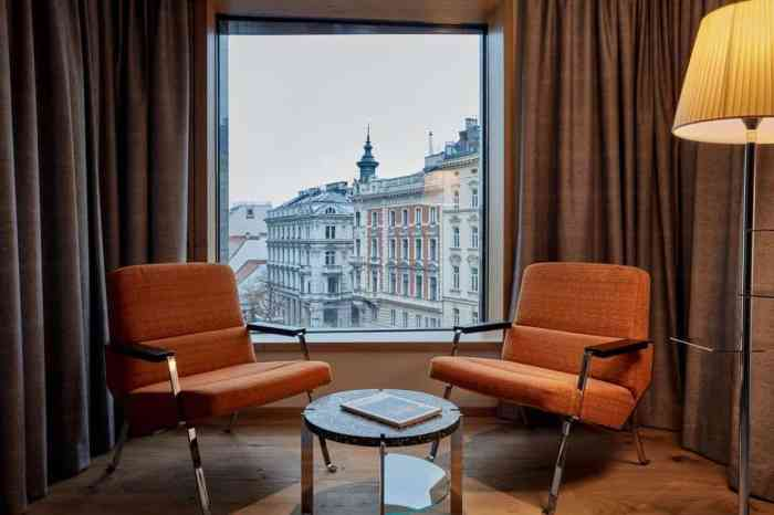 Das Triest Hotel is where you should stay in Vienna