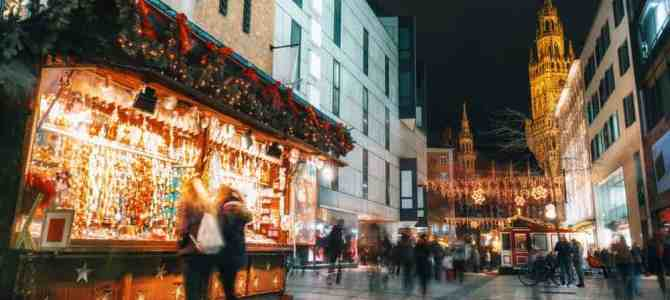 10 Festive Christmas Markets In Germany To See In 2019