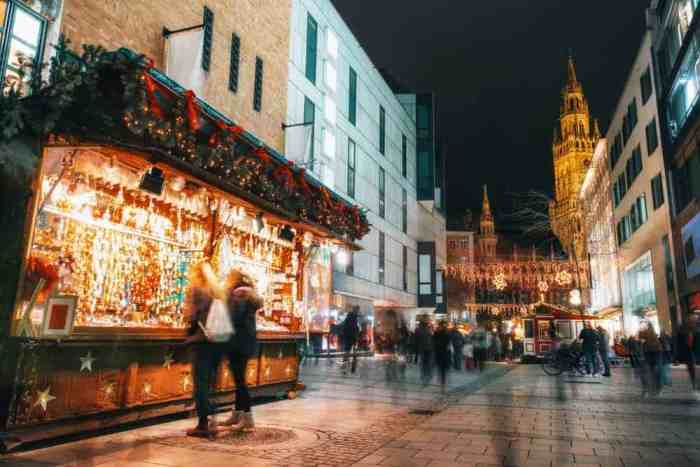 Christmas Markets In Germany 2019.10 Festive Christmas Markets In Germany To See In 2019