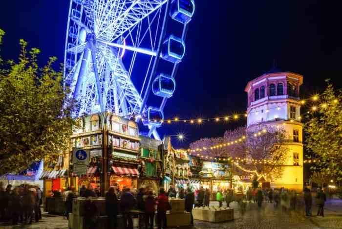 christmas markets in germany dusseldorf