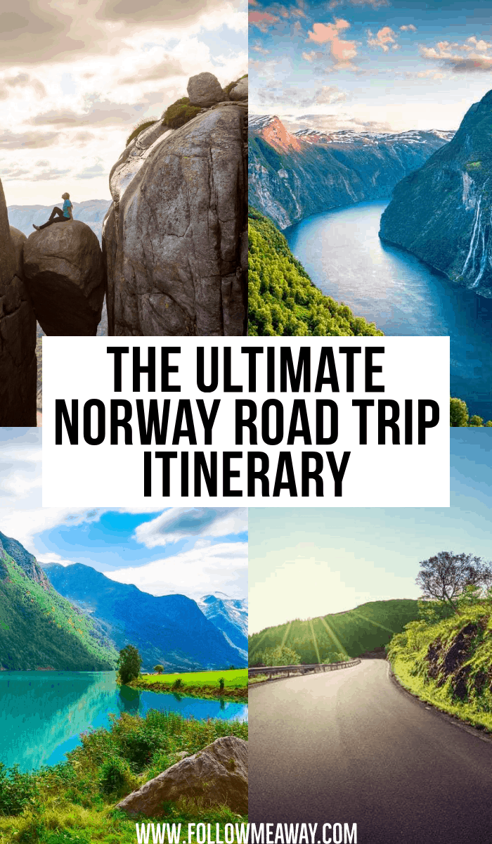 the ultimate norway road trip itinerary