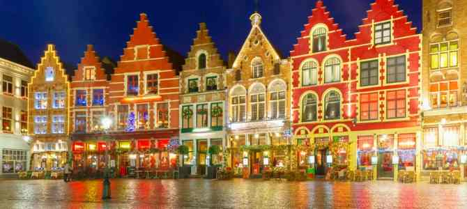 7 Festive Christmas Markets in Belgium in 2019
