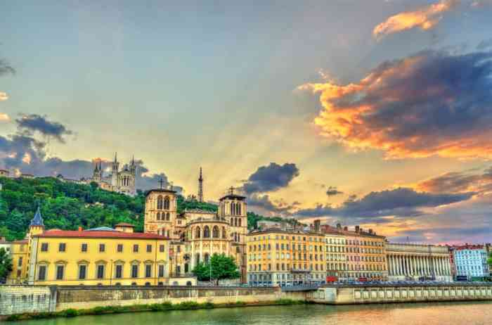 Beautiful city of Lyon, stop 6 on your France road trip