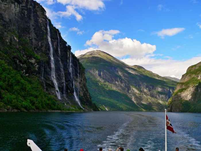 Photo of Geiranger Fjord, an Excellent Norway Itinerary Stop