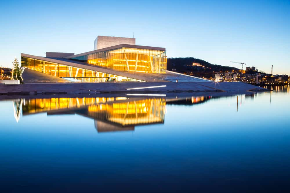 Photo of Oslo Opera House