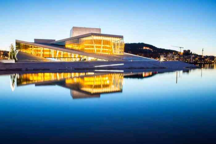 Photo of Oslo Opera House