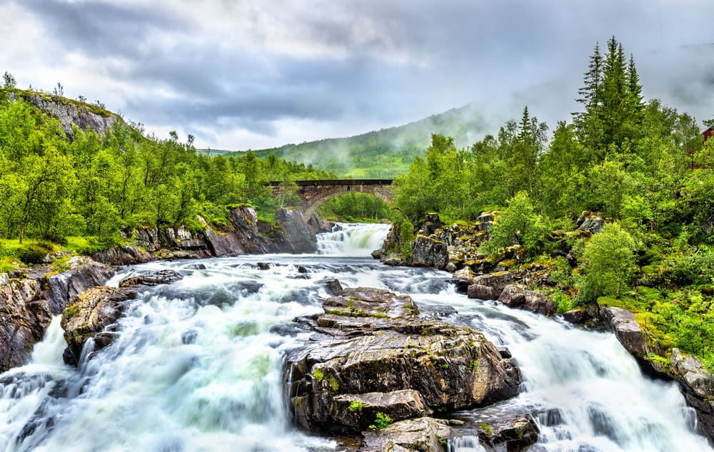 Photo of Voringfossen Waterfall, an Excellent Stop for Your Norway Itinerary