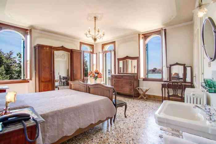Where to stay in Venice Pensione Seguso