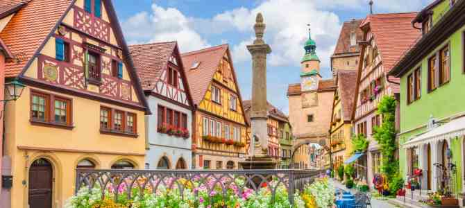10 Prettiest Small Towns In Germany Out Of A Fairytale