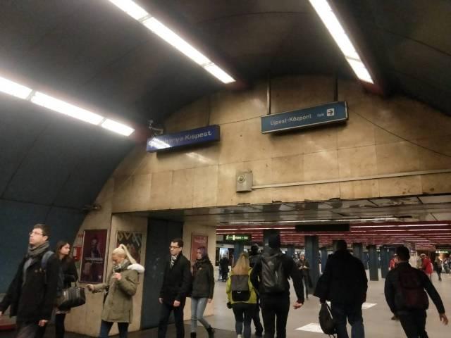 【匈牙利交通】使用APP如何搭地鐵?|打票/進站/驗票分享