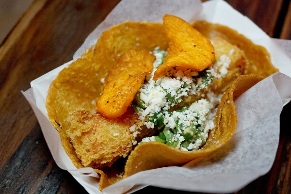 pink taco, taco, tacos in la, west hollywood, hollywood, mexican food