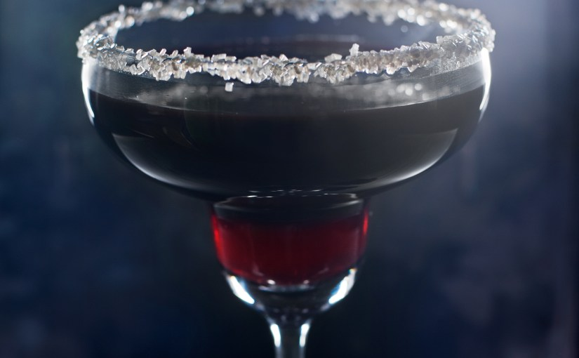 "The ""Kylo Ren"" Margarita"