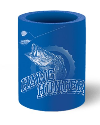 Follow the Action Largemouth Bass Koozie Can Cooler