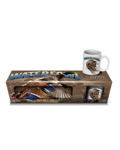Follow the Action - Waterfowl (Duck) Premium Gift Set