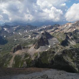 la bellissima Valle Stretta