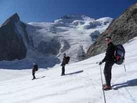 Ormai sul Glacier Blanc