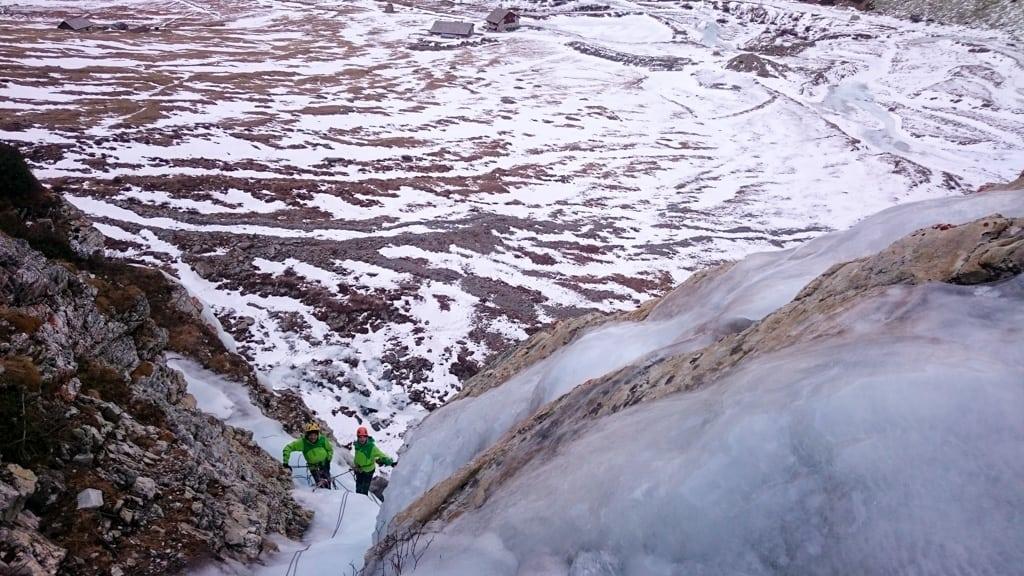 """Featured image for """"Cascate di ghiaccio – Avvicinamento"""""""