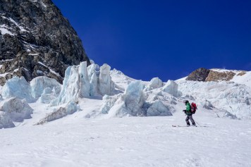 Glacier de l'Homme